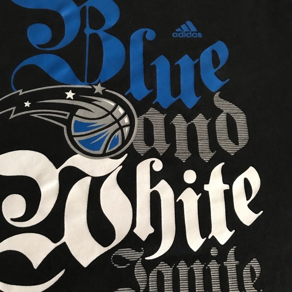 adidas Other - Adidas Blue and white Ignite T-shirt size medium